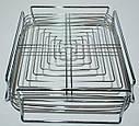 Фруктовница квадратная корзинка для фруктов 27.5 см GA Dynasty 17060, фото 3