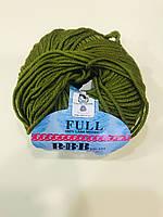 Пряжа для вязания Full цвет 9963