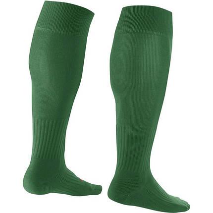 Гетры футбольные Nike Classic II Cushion SX5728-302 Зеленый XL (46-50) (091209532447), фото 2