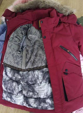 Куртка зимняя  116, фото 2