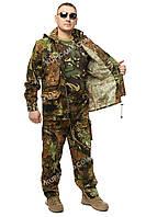 Летний х\б костюм для рыбалки и охоты Зверобой (Дубок)