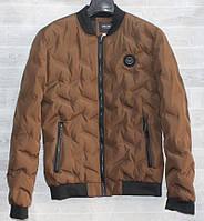 """Куртка мужская демисезонная на холлофайбере, размеры L-4XL """"JOKER"""" купить недорого от прямого поставщика"""