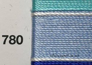 Швейная нить Gold Polydea 20 № 780, цв. голубой, фото 2