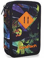 Школьный пенал Coolpack B67035 черный