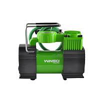 Автомобильный компрессор + Автостоп WINSO 124000 7Amp / 37л