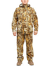 Летний х\б костюм для рыбалки и охоты Зверобой (Осенний Лист)