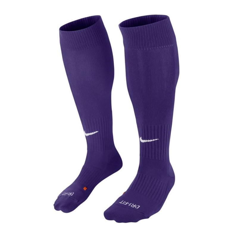 Гетры футбольные Nike Classic II Cushion SX5728-545 Фиолетовый L (42-46) (091209573051)