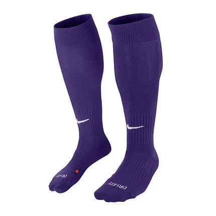 Гетры футбольные Nike Classic II Cushion SX5728-545 Фиолетовый L (42-46) (091209573051), фото 2