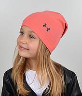 Детская трикотажная шапочка с закрепом, фото 1