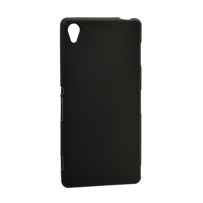 Чехол Original Silicon Case Sony Xperia E5 Black