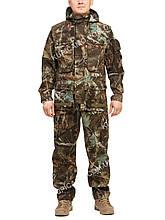 Летний х\б костюм для рыбалки и охоты Зверобой (Лесные Ветки)