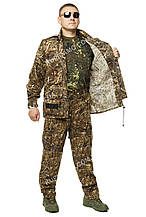 Летний х\б костюм для рыбалки и охоты Зверобой (Нива)