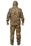 Летний х\б костюм для рыбалки и охоты Зверобой (Нива), фото 3