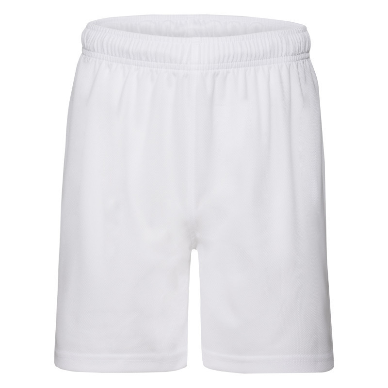 Детские шорты Kids Performance Short (Цвет: Белый; Размер: 12-13)