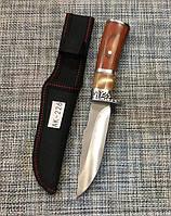 Охотничий нож c Чехлом 21,5см АК-226, фото 1