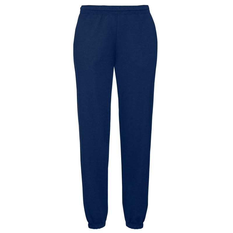 Мужские шорты Elasticated Cuff Jog Pants (Цвет: Тёмно-синий; Размер: 2XL)