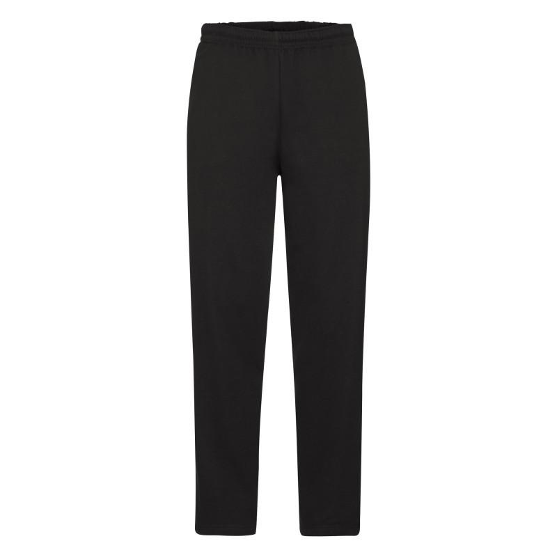 Мужские шорты Open Hem Jog Pants (Цвет: Чёрный; Размер: 2XL)