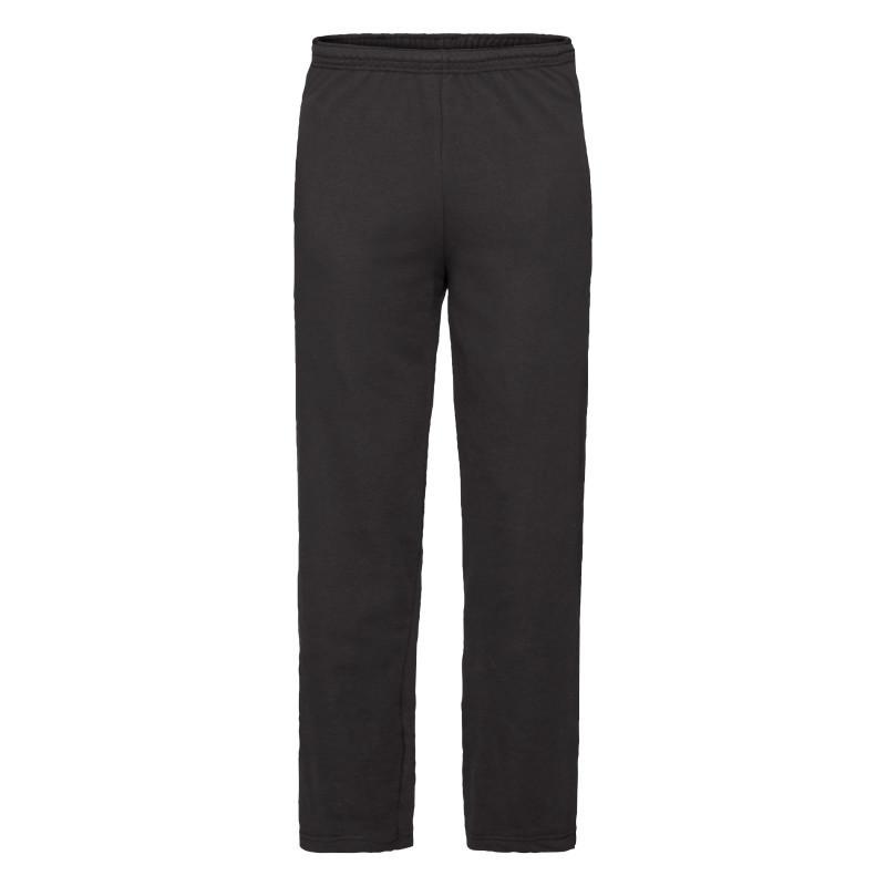 Мужские шорты Lightweight Open Hem Jog Pants (Цвет: Чёрный; Размер: 2XL)