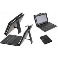 Чехол с клавиатурой для планшета 8 дюймов Black (micro Usb)