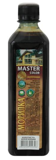 Морилка Каштан, ТМ Master color, 0.4л ПЭТ