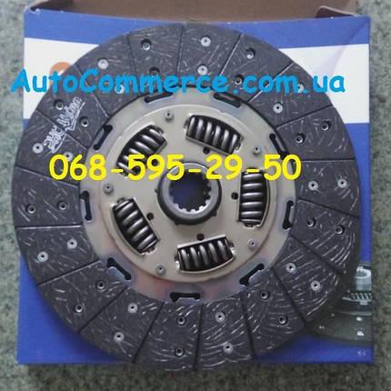 Диск сцепления ведомый Mitsubishi canter, Isuzu, Valeo MB37, ME520437, фото 2