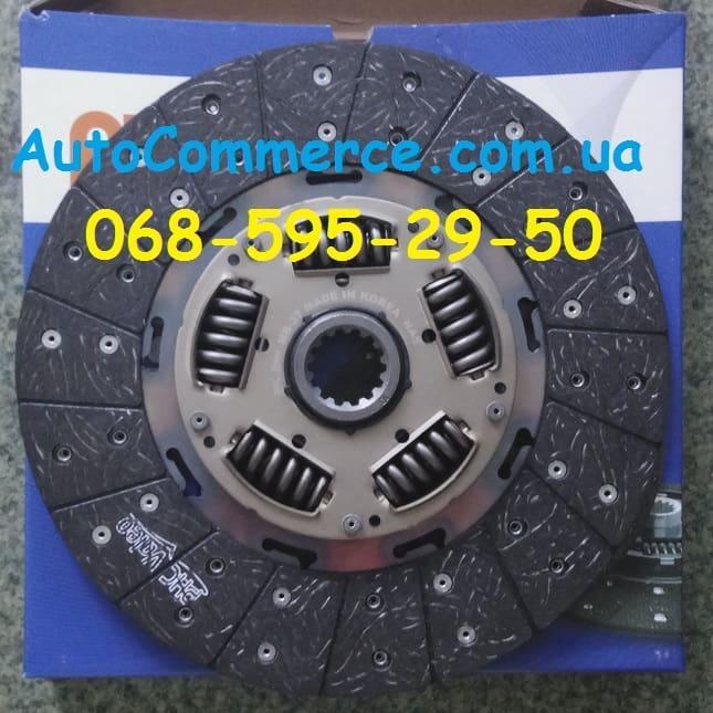 Диск сцепления ведомый Mitsubishi canter, Isuzu, Valeo MB37, ME520437