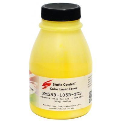Тонер Static Control HP CLJ Enterprise M553 yellow (HM553-105B-YOS)