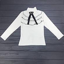 Блуза школьная Little Star для девочек оптом р.8-10-14 лет