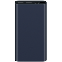 Xiaomi Mi Power Bank 2s 10000 mAh 2USB QC2.0 (PLM09ZM) Black