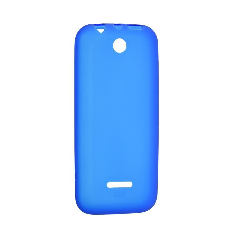 Чехол Original Silicon Case Nokia 6 Blue