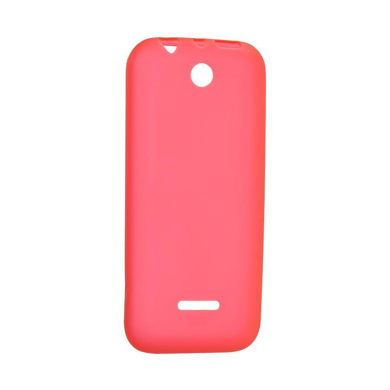 Чехол Original Silicon Case Nokia 6 Red