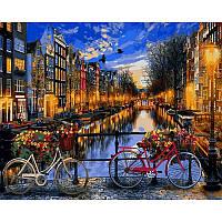 Картина по номерам Амстердам, 40x50 см., Babylon