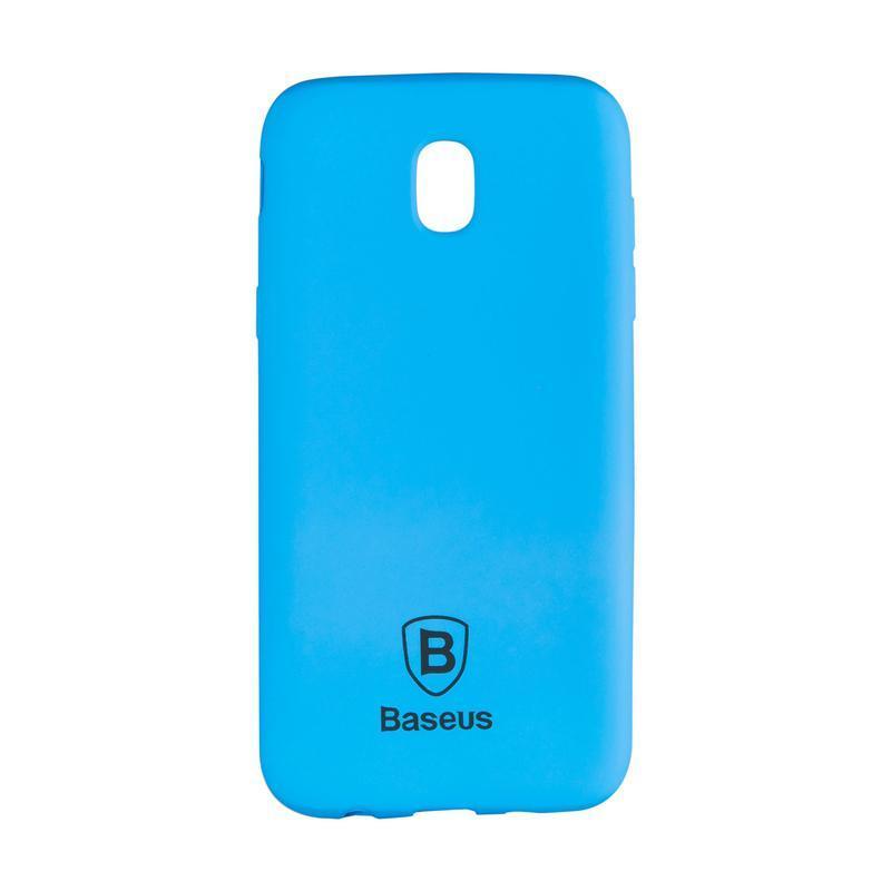 Чехол Baseus Soft Colorit Case for Samsung J730 (J7-2017) Blue