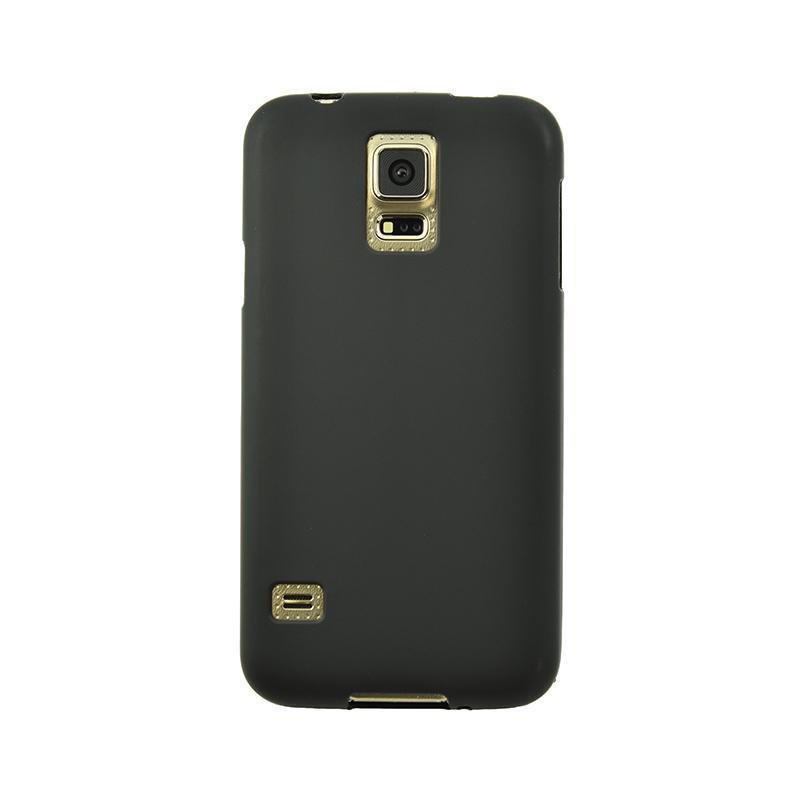 Чехол Original Silicon Case Samsung G925 (S6 Edge) Black