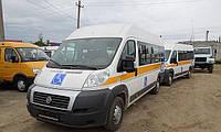 Автомобиль для перевозки инвалидов на базе Fiat Ducato производство, продажа