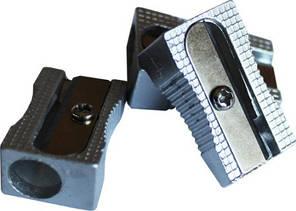 Точилка металлическая прямоугольная Leader