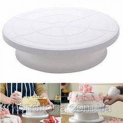 Вращающийся столик для торта