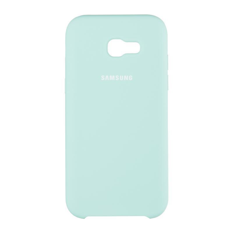 Чехол Original Soft Case Samsung J330 (J3-2017) Lime (39)