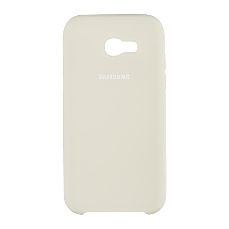 Чехол Original Soft Case Samsung J330 (J3-2017) Grey (15)