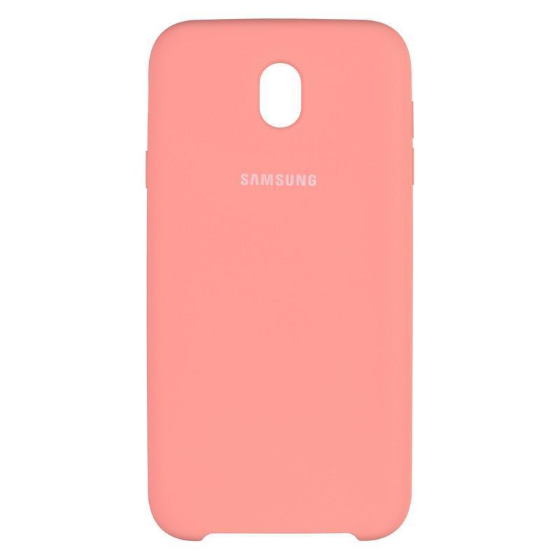 Чехол Original Soft Case Samsung J730 (J7-2017) Pink (29)