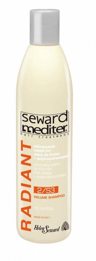 Шампунь для объема 1000 мл Helen Seward Mediter Radiant Volume Shampoo