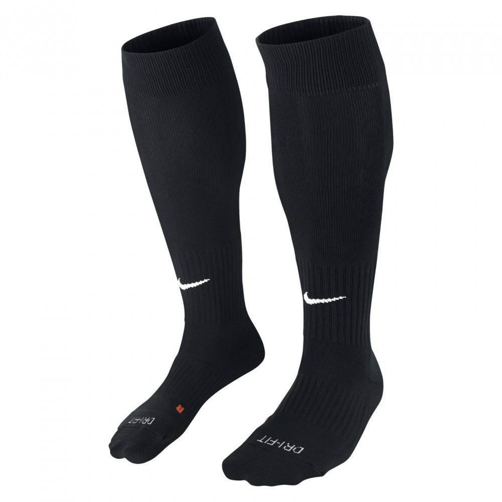 Футбольні гетри Nike Classic II Cushion SX5728-010 Чорний L (42-46) (091209496558)