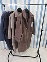 Пальто-кардиган с рукавом 7/8 из шерсти альпака, фото 1