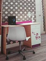 Парта стіл письмовий Орхідея