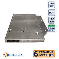 Привод для ноутбука (дисковод) DVDRW SATA 12,7мм проверенный (class 0) бу