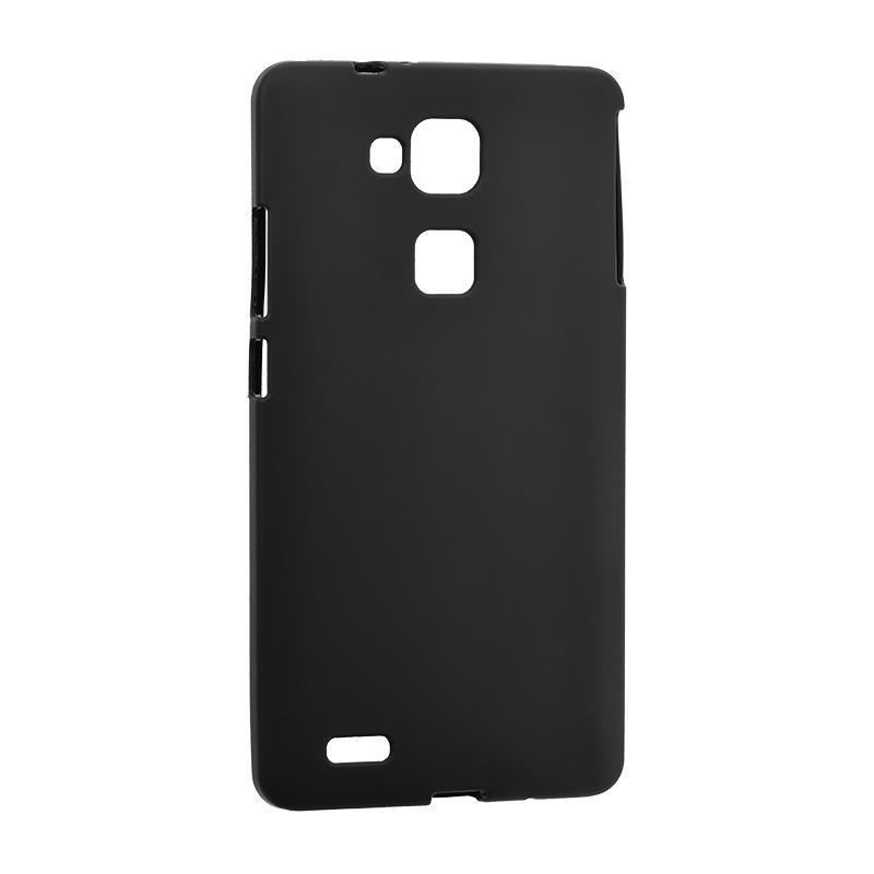 Чехол Original Silicon Case Huawei Y7/Y7 Prime Black