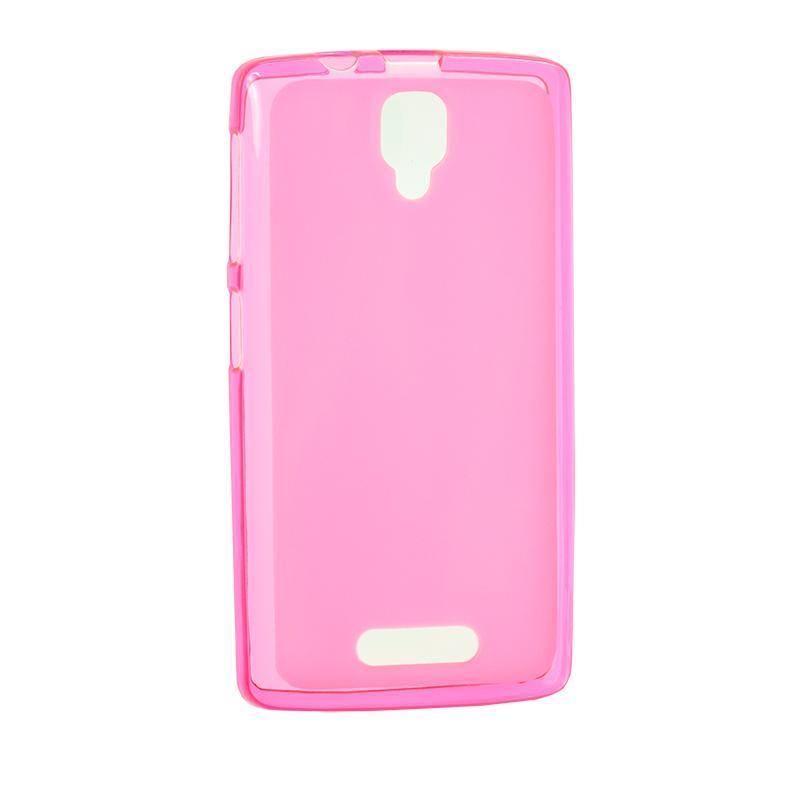 Чехол Original Silicon Case Meizu M6 Note Pink