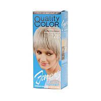 Гель-краска для волос Estel Vital Quality Color №128 Полярно-серебристый 100 мл