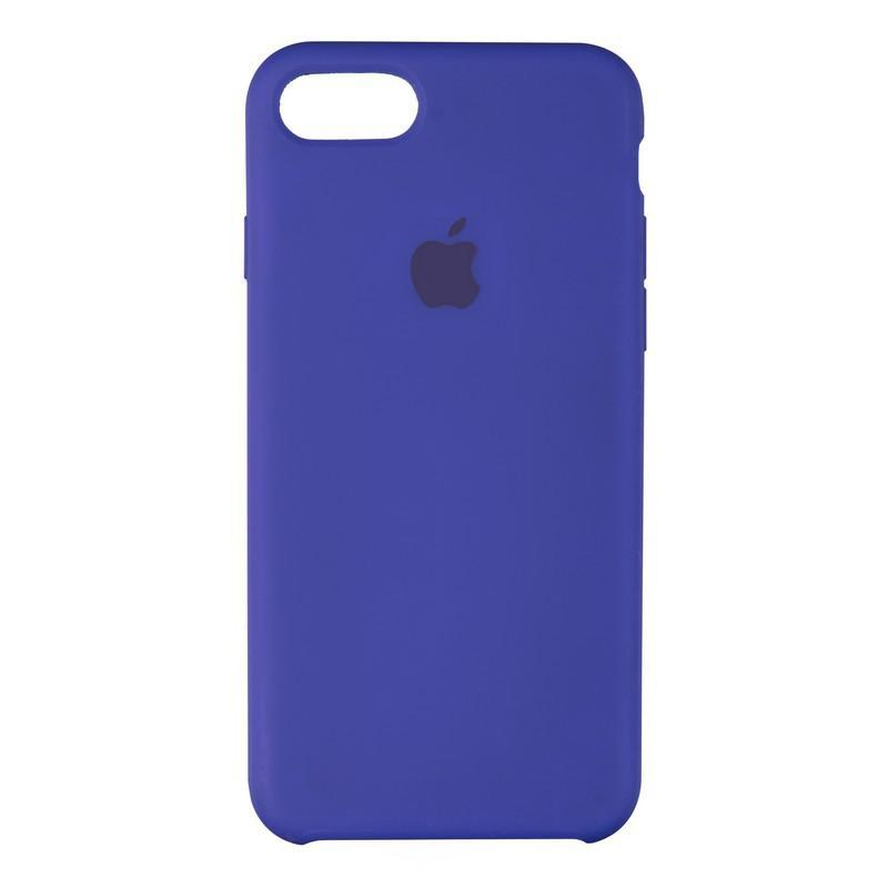 Чехол Original 99% Soft Matte Case for iPhone 7/8 Ultra Violet