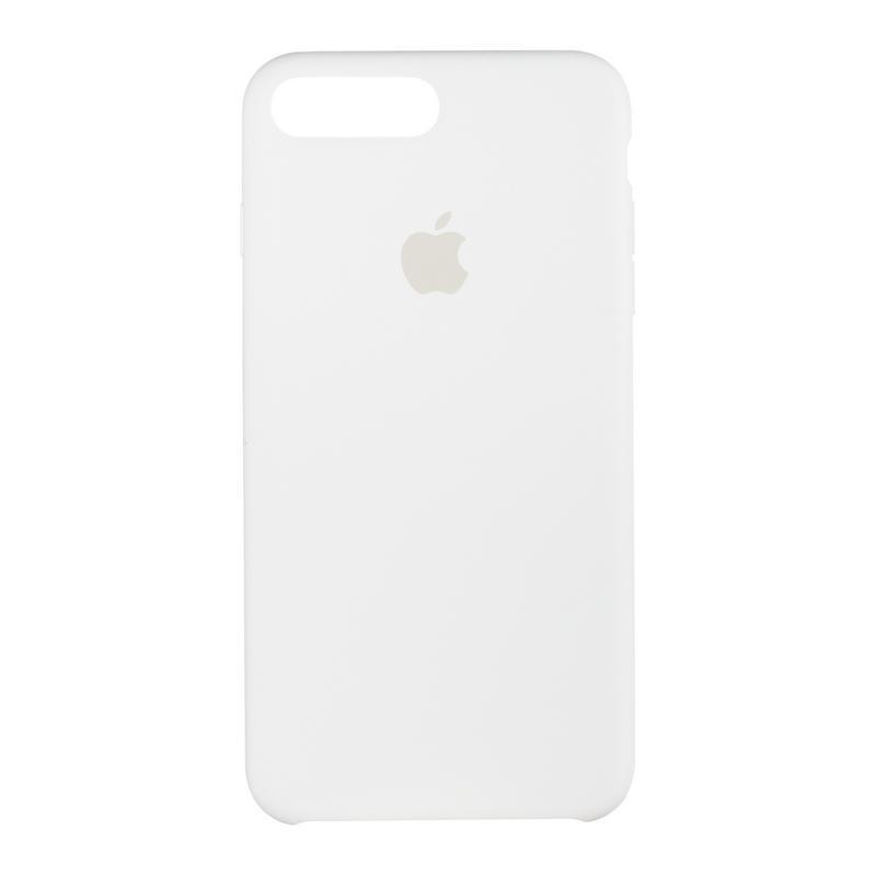 Чехол Original 99% Soft Matte Case for iPhone 7 Plus/8 Plus White